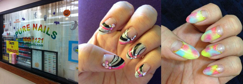 Pure Nails Hawaii | 808-955-1121